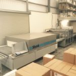 Tailor Made 1800mm Wide Shrink Wrap Machine