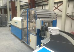 Shrink Wrap Machinery Strong Export Performance