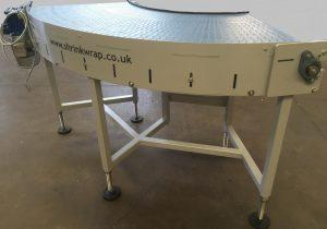 Round Bend Conveyor