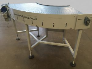 Round Bend Conveyor