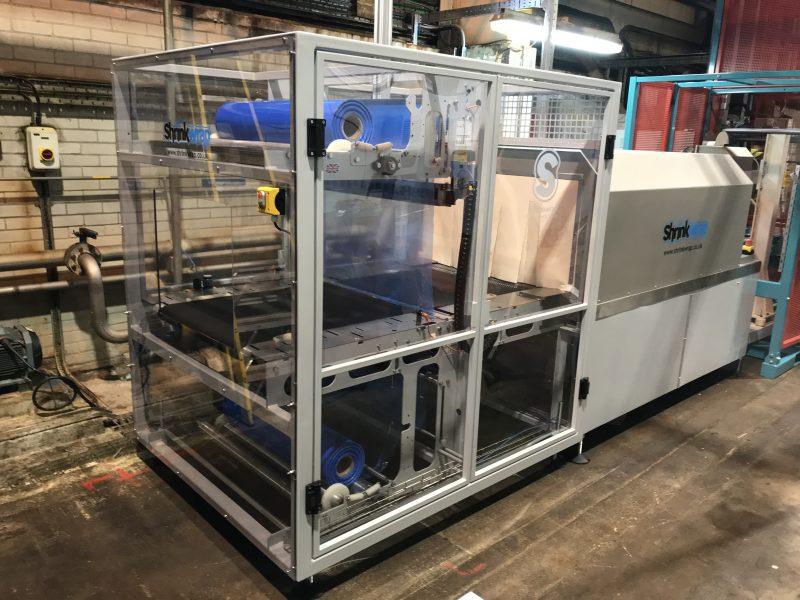 Shrink Wrap Machine 900mm
